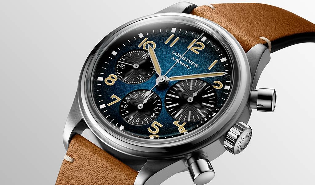 Часы пилот Longines Avigation BigEye
