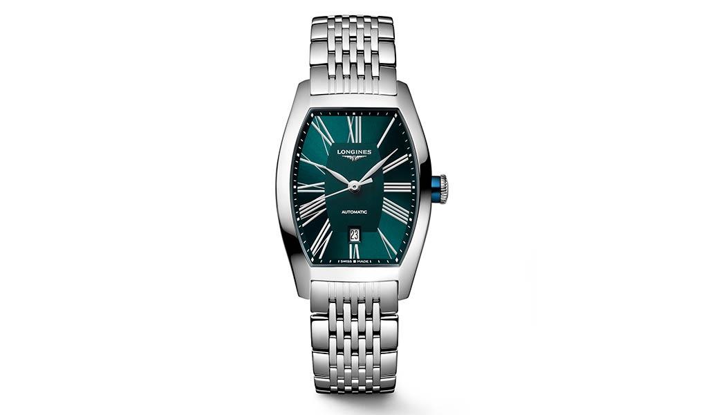 Новые женские часы Longines evidenza