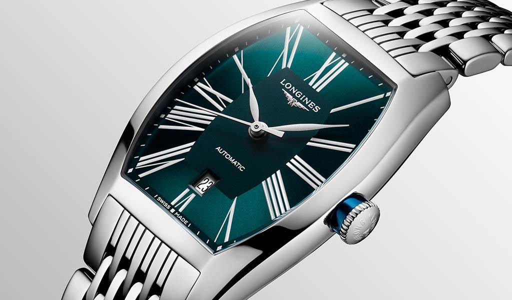 Женские швейцарские часы Longines evidenza