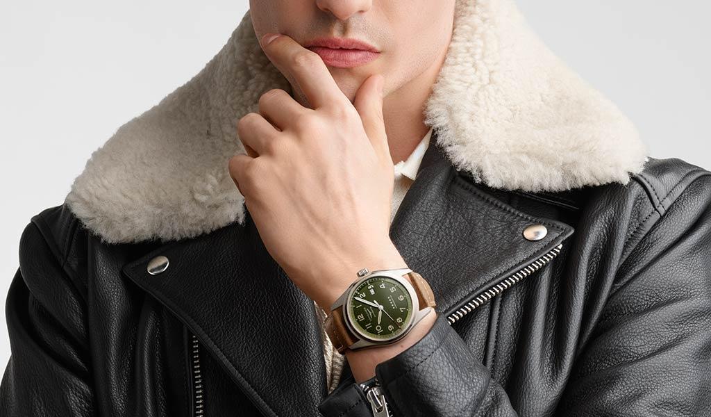 Новые часы Longines Spirit