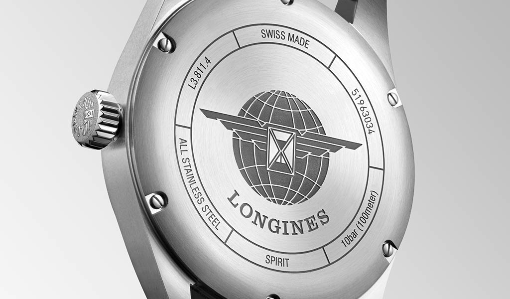 Швейцарские часы Longines Spirit