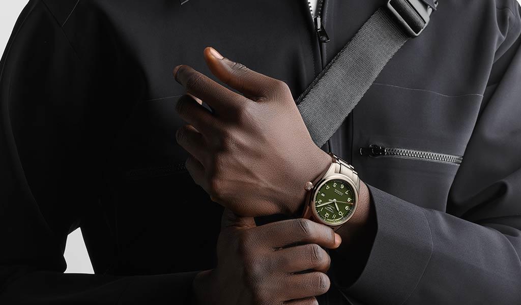 Новые механические часы Longines