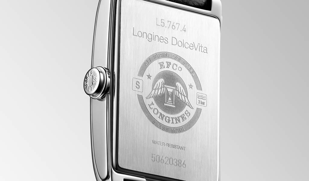 Новые часы Longines DolceVita