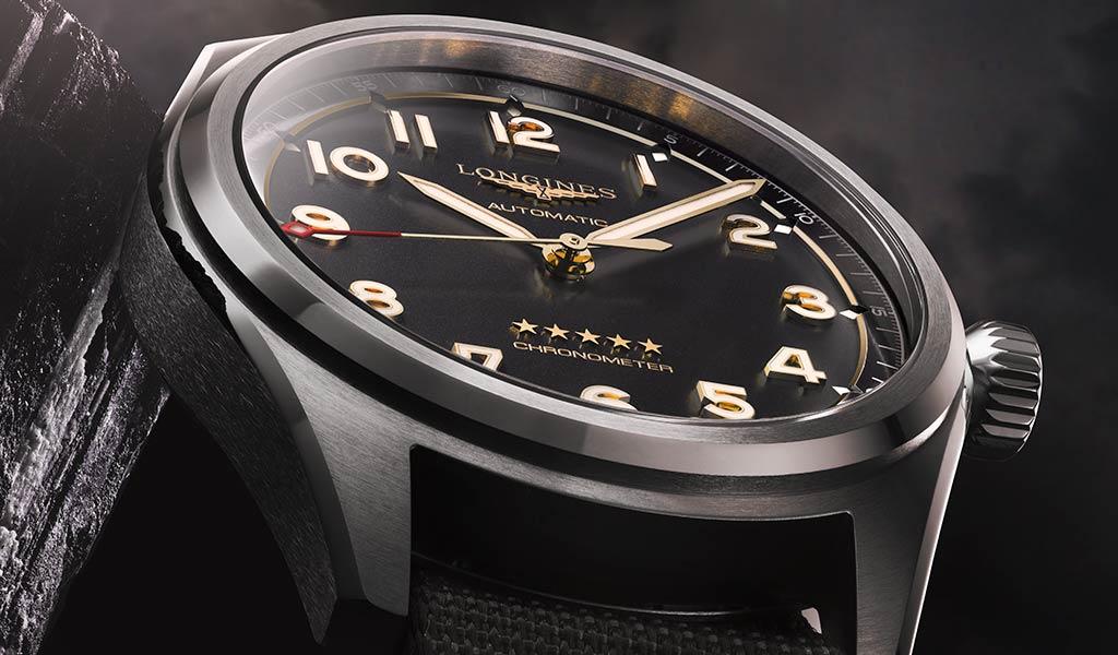 Швейцарские наручные часы Longines Spirit