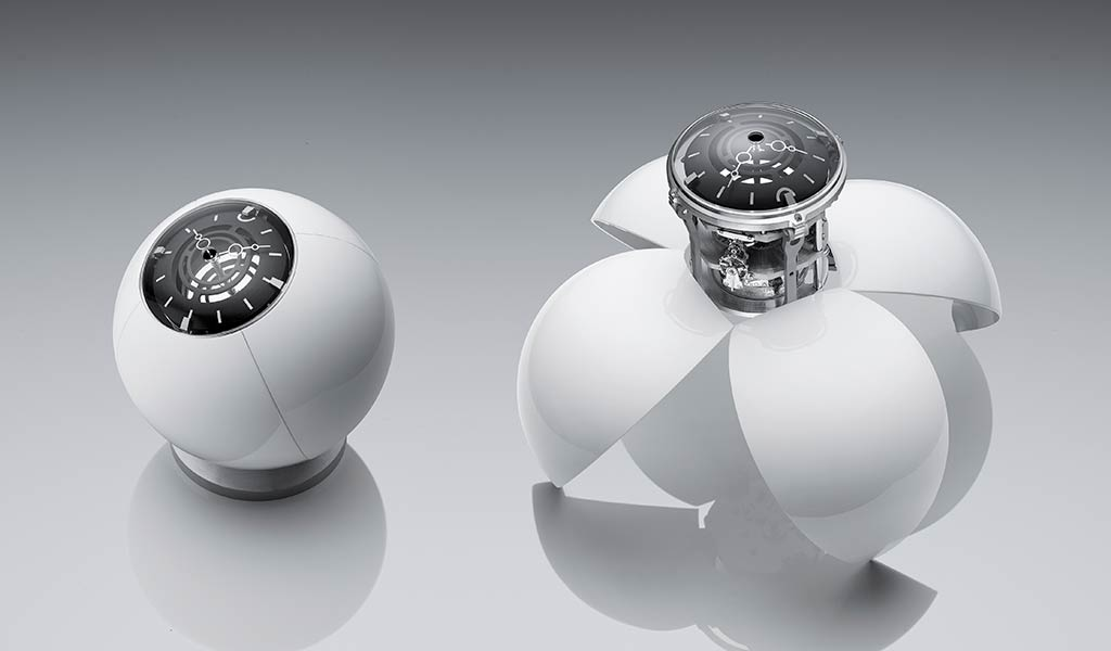 Швейцарские часы с боем Orb