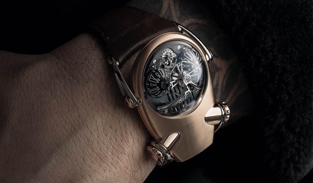 Наручные часы Horological Machine N°10 Bulldog