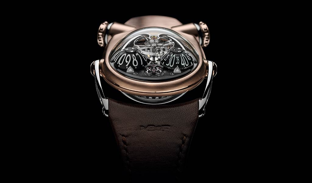 Часы наручные Horological Machine N°10 Bulldog