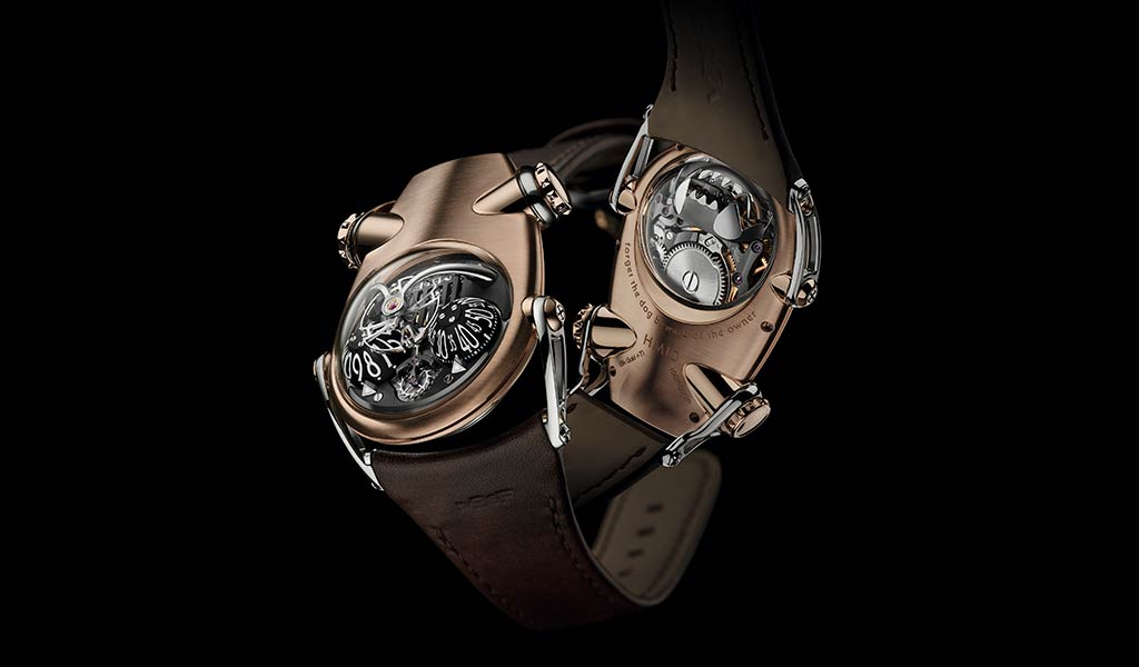 Новые часы Horological Machine N°10 Bulldog