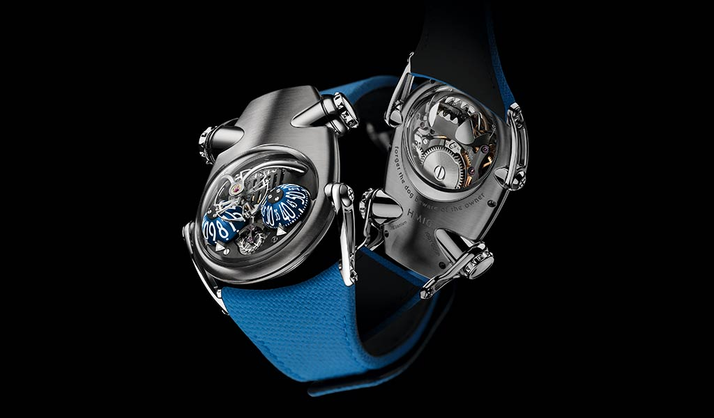 Новинка Horological Machine N°10 Bulldog