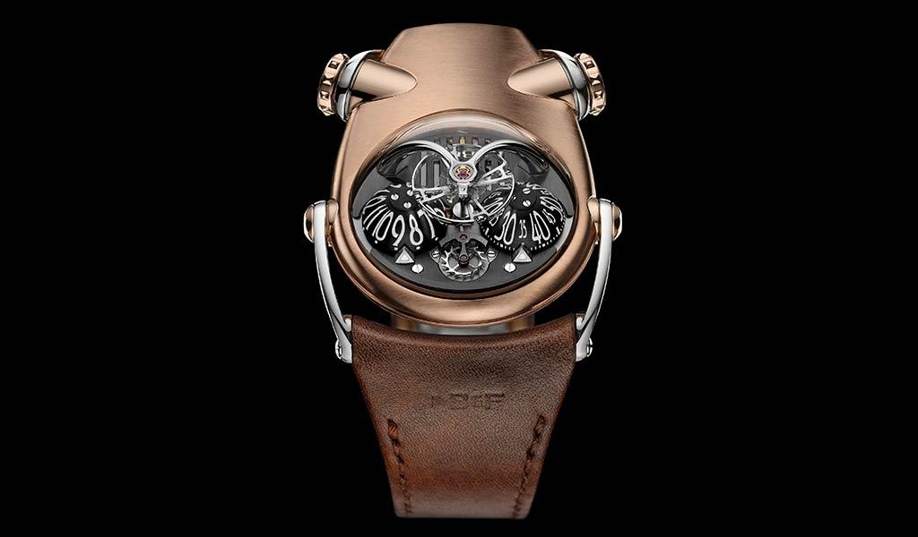 Швейцарские часы Horological Machine N°10 Bulldog