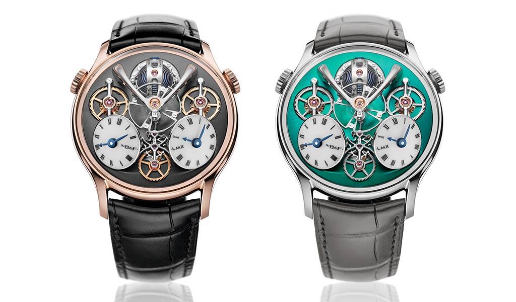 Новые наручные часы MB&F