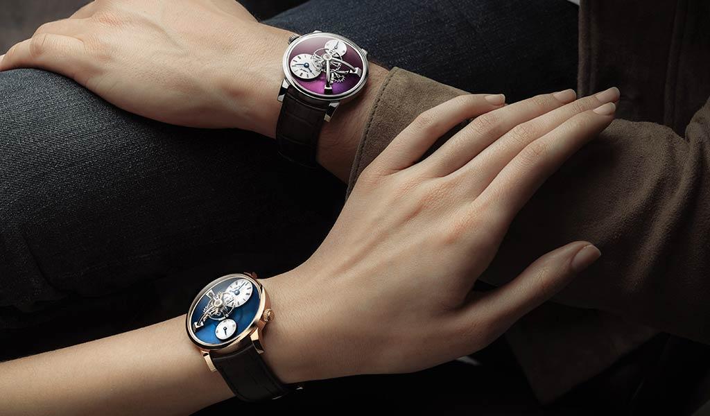Новые часы MB&F