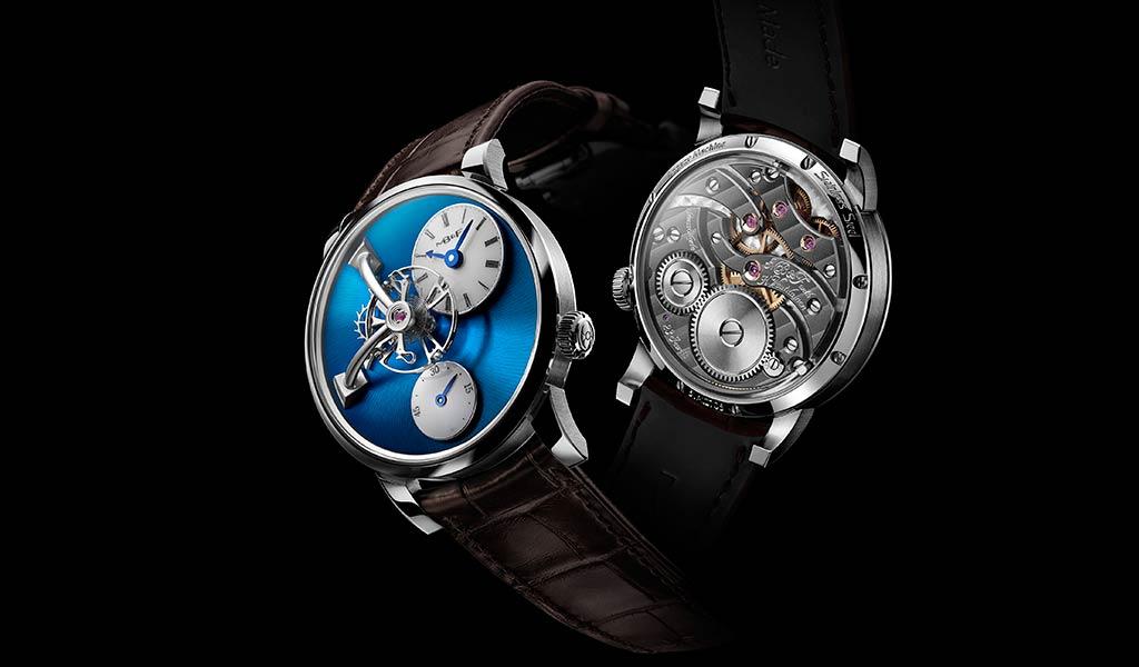 Механические наручные часы MB&F