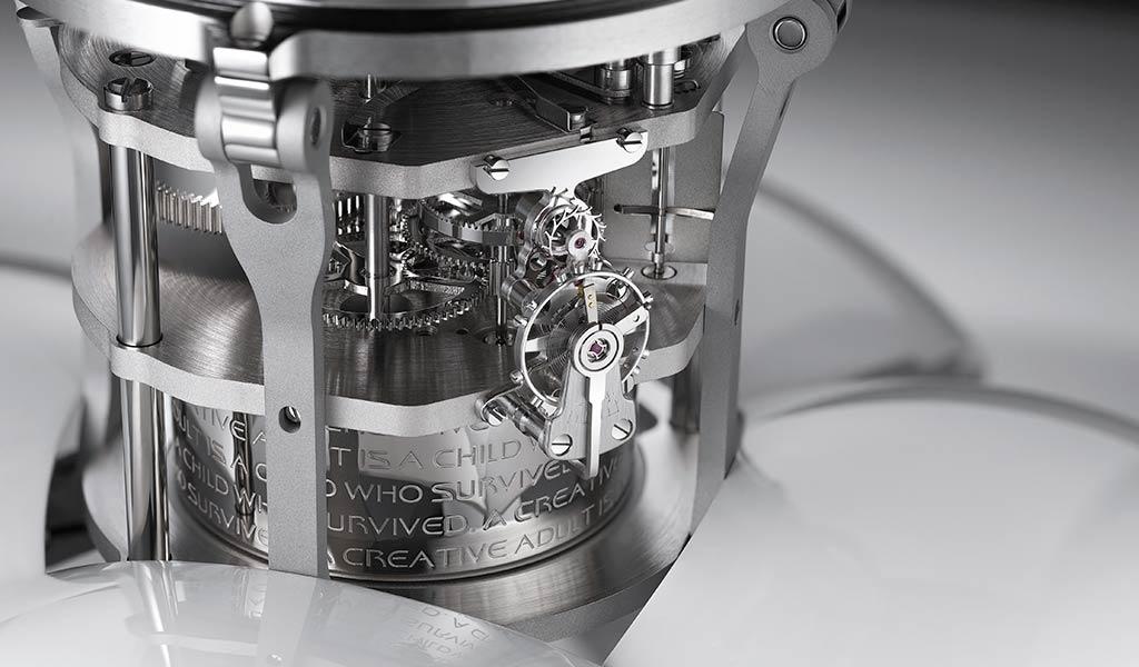 Швейцарские механические часы Orb