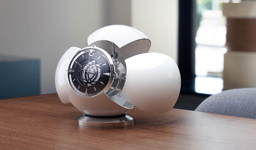 Швейцарские механические настольные часы MB&F и L'Epée 1839