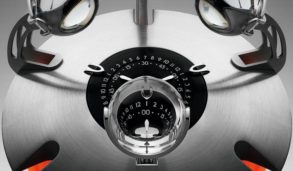 Новые настольные часы MB&F и L'Épée 1839