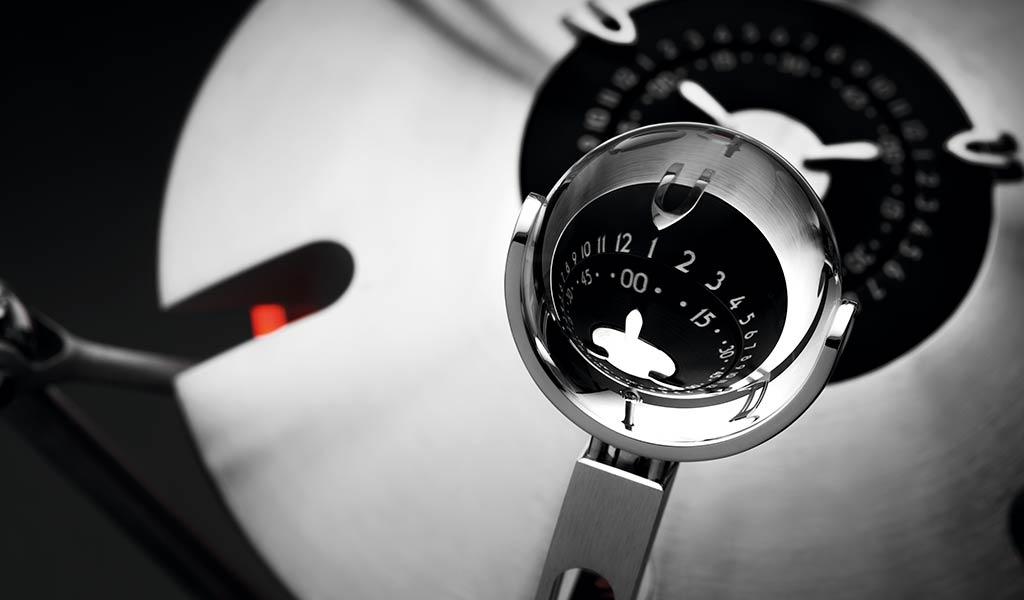 Новинка настольные часы TriPod