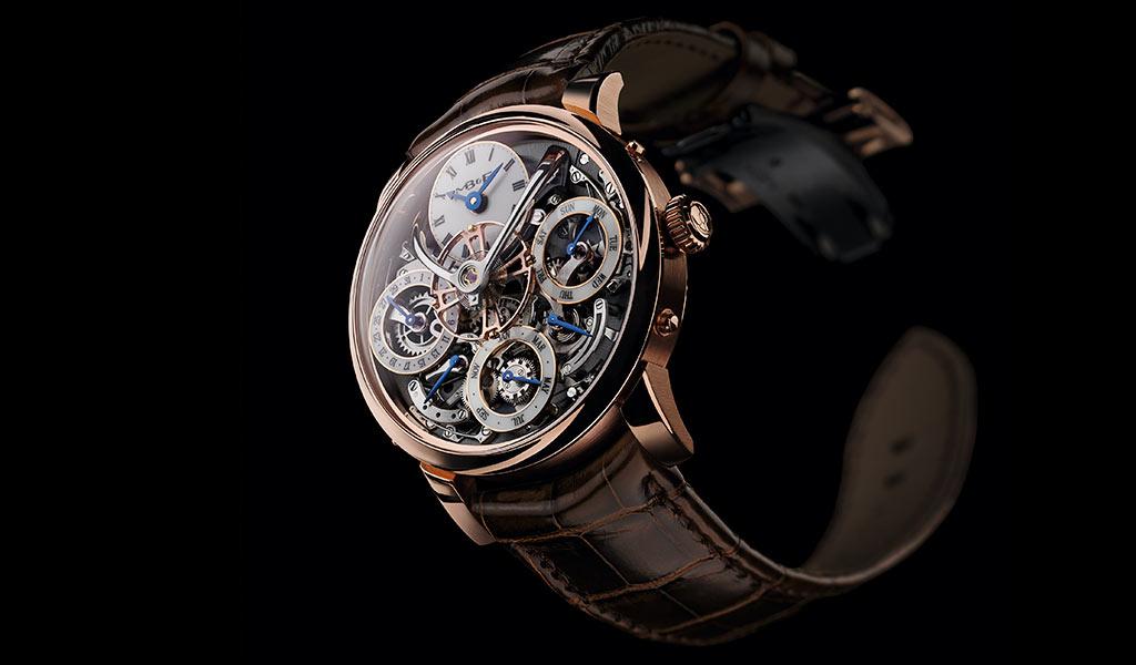 Наручные часы с календарем Legacy Machine Perpetual