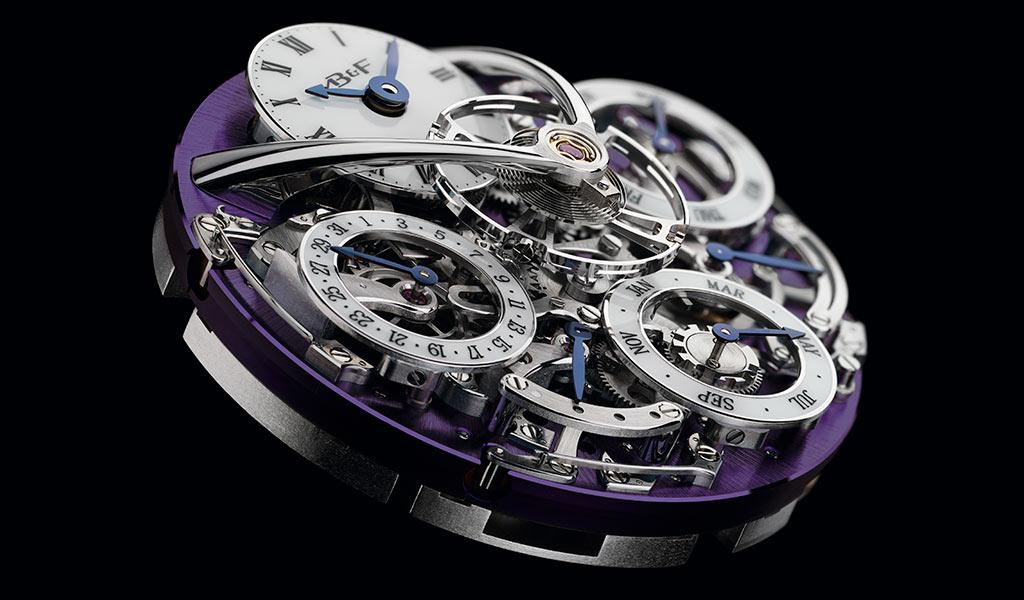 Часовой механизм Legacy Machine Perpetual