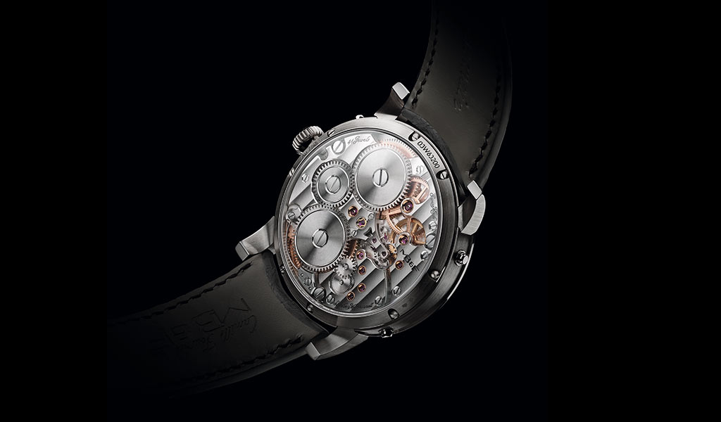 Часы вечный календарь Legacy Machine Perpetual