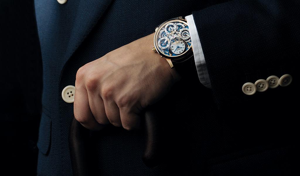 Часы Legacy Machine Perpetual
