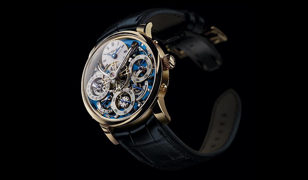 Наручные часы Legacy Machine Perpetual