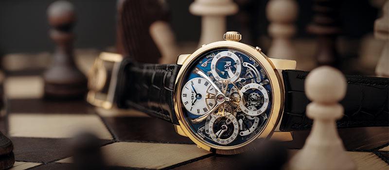 Часы LM Perpetual - вечный календарь, изобретенный заново