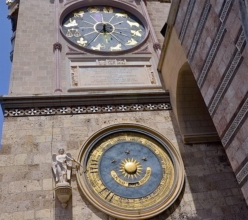 Самые большие в мире астрономические часы