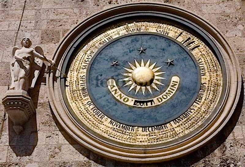 Часы Италия