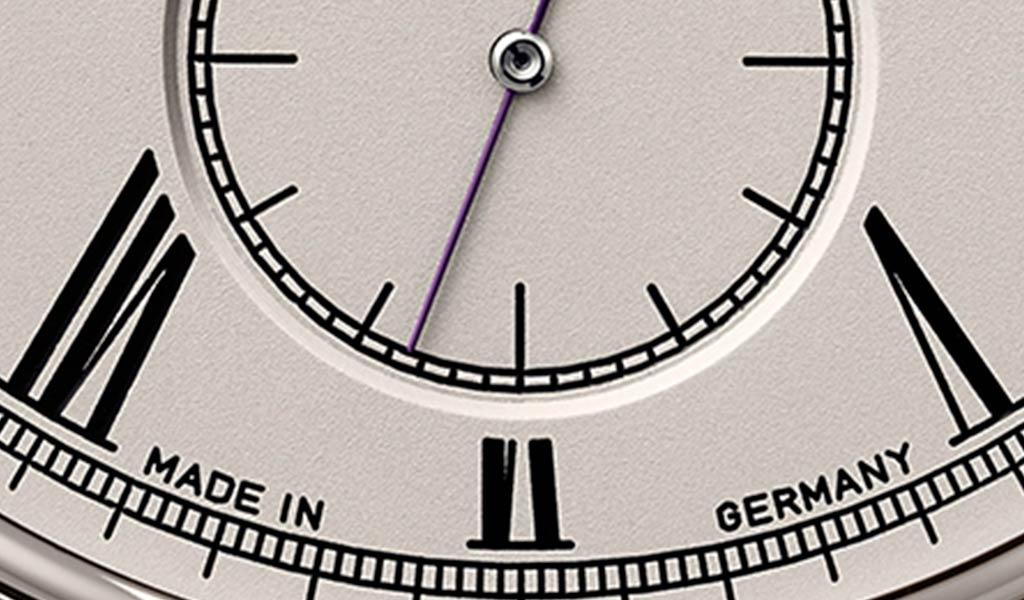 Немецкие наручные часы Moritz Grossmann