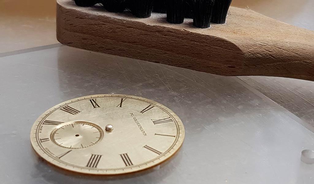 Новые немецкие часы Moritz Grossmann