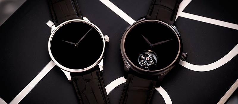 H. Moser & Cie. три модели Vantablack® доступны онлайн