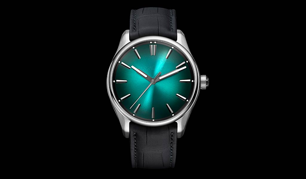 Новые швейцарские часы Pioneer Centre Seconds MEGA Cool