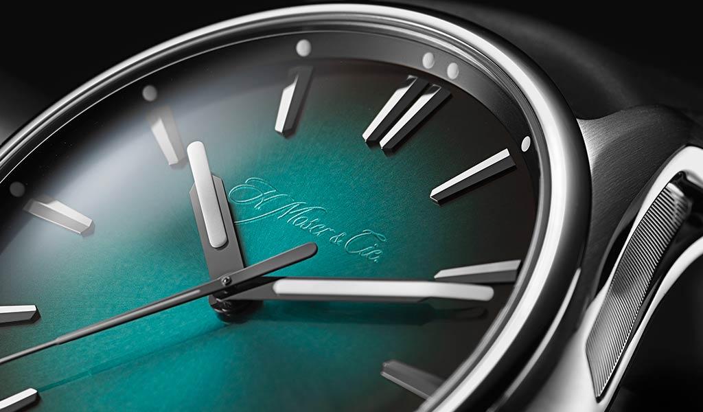 Швейцарские механические часы Pioneer Centre Seconds MEGA Cool