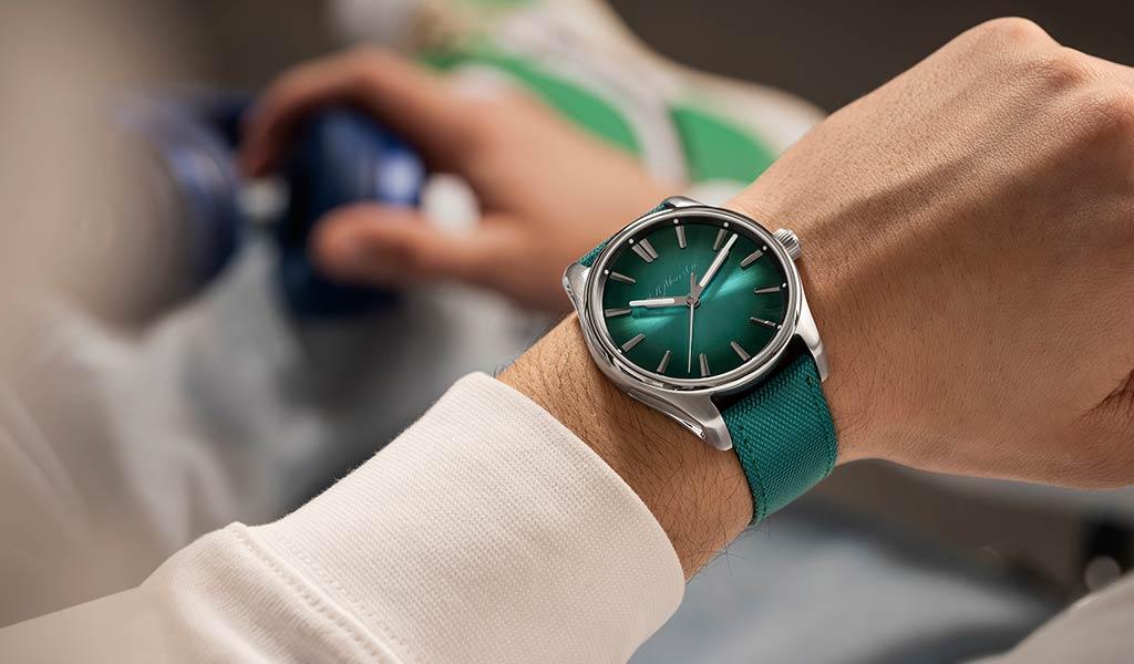 Швейцарские часы H. Moser & Cie.