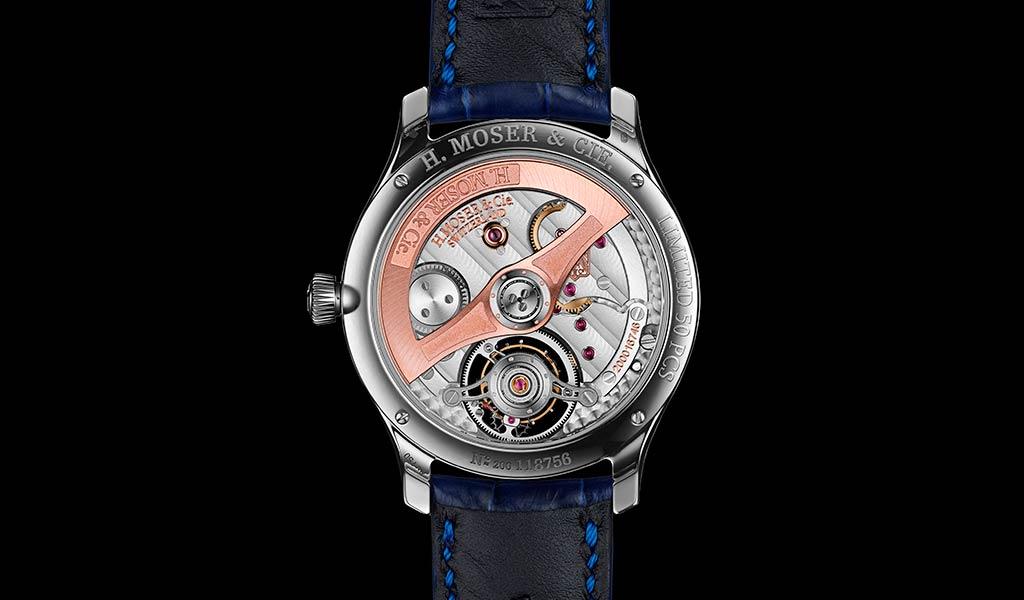 Новые швейцарские механические часы Endeavour Tourbillon Concept Tiger's Eye