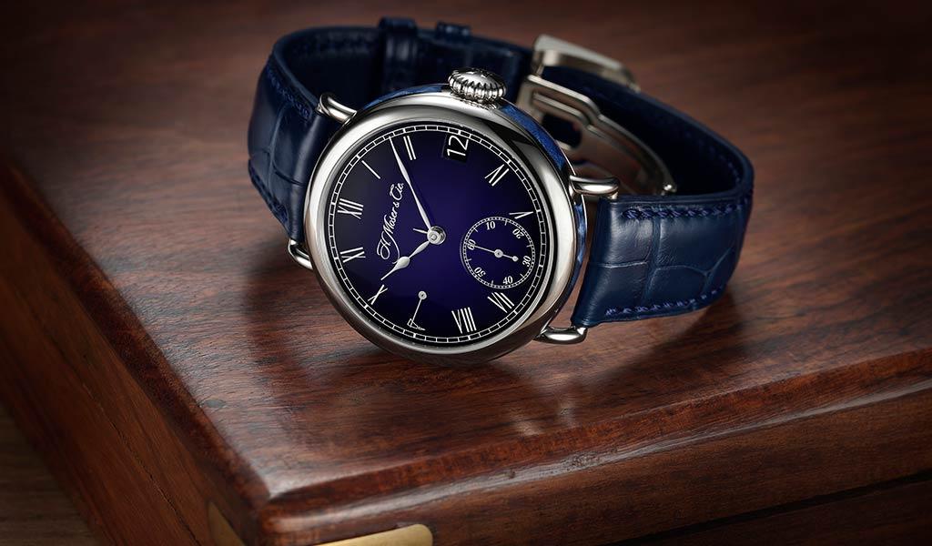 Новые часы H. Moser & Cie.