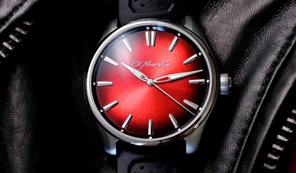 Швейцарские часы H.Moser&Cie.