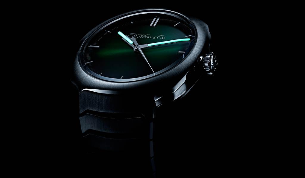 Новые мужские часы H. Moser & Cie.