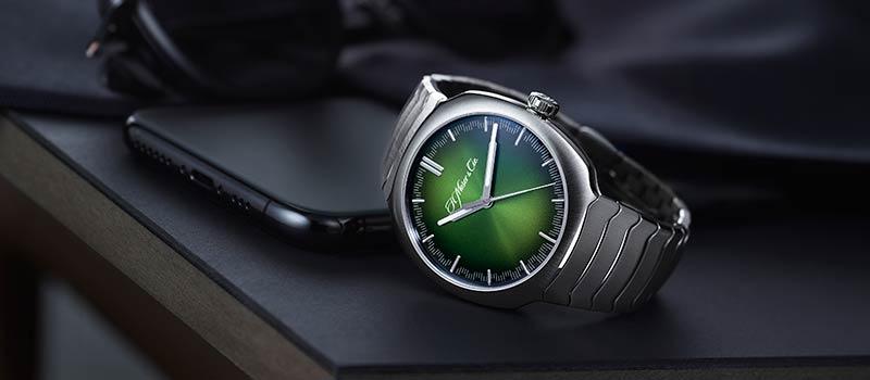 H. Moser &Cie. представляет наручные часы Streamliner Centre Seconds