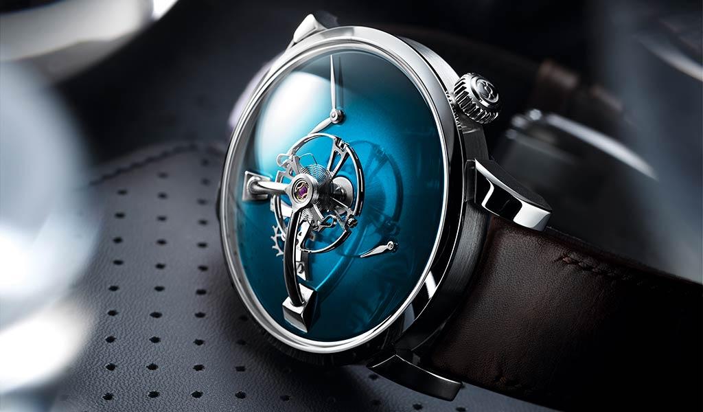 Наручные часы LM101 MB&F X H. MOSER