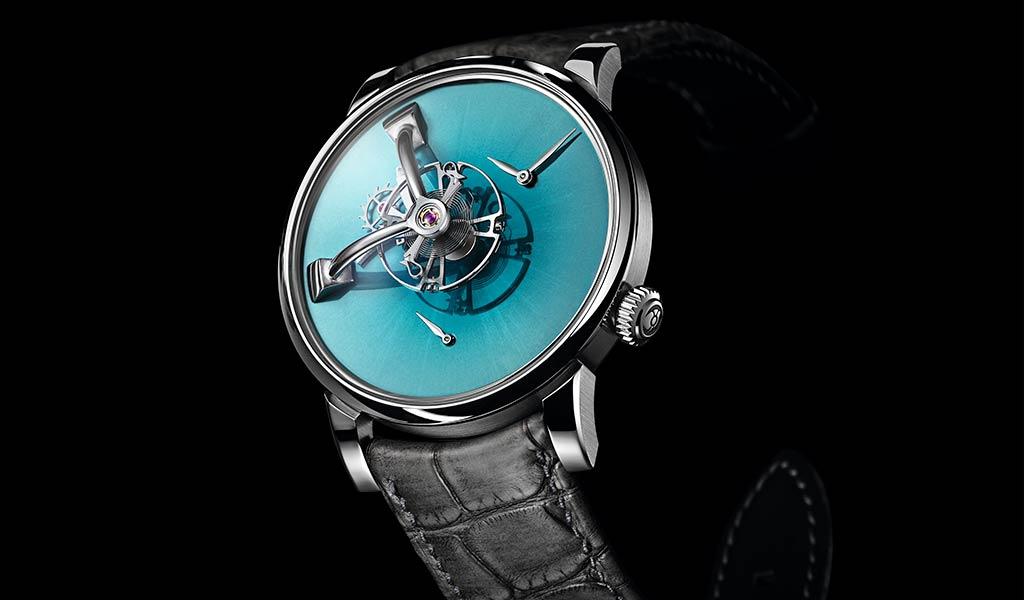 Швейцарские часы LM101 MB&F X H. MOSER