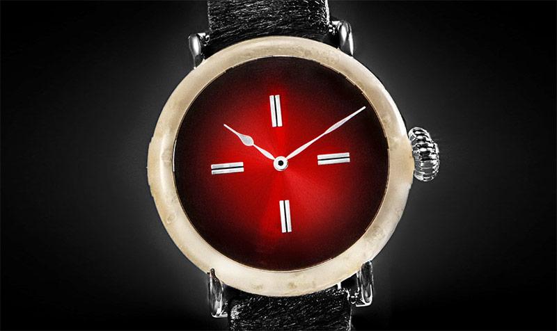 Швейцарские часы из сыра