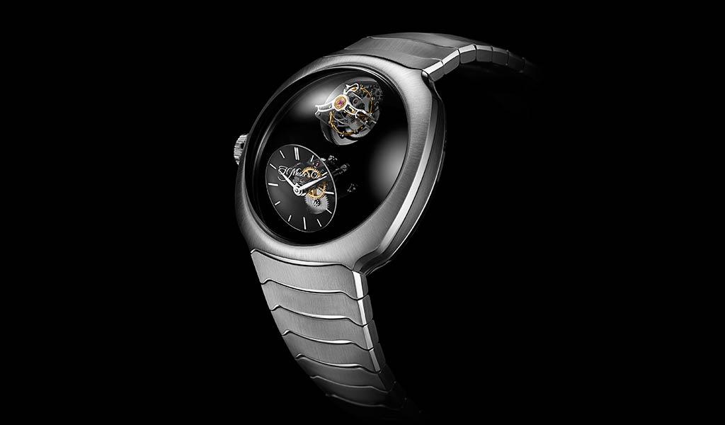 Новые часы Moser