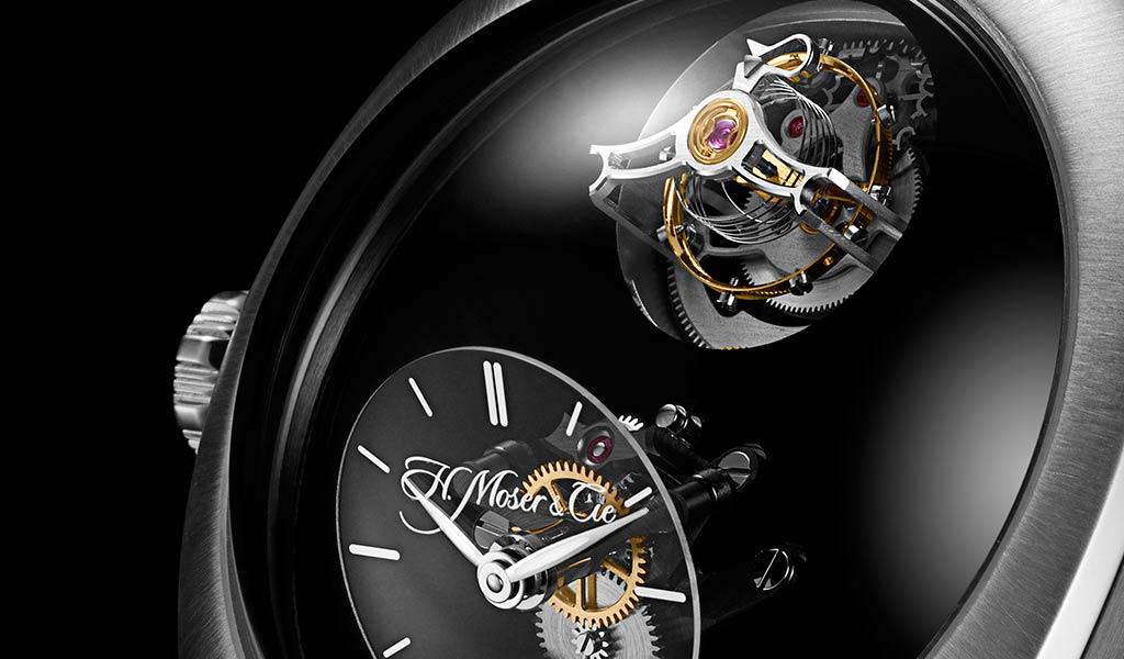 Швейцарские механические часы Moser