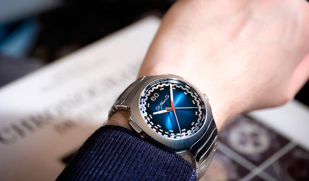 Наручные часы Streamliner Flyback Chronograph Automatic Funky Blue