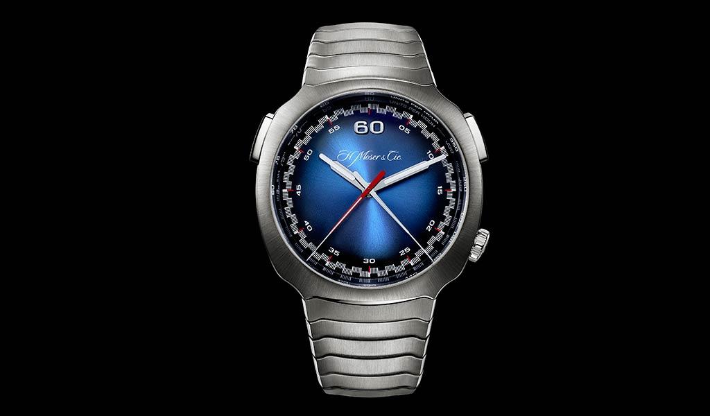 Новые механические часы Streamliner Flyback Chronograph