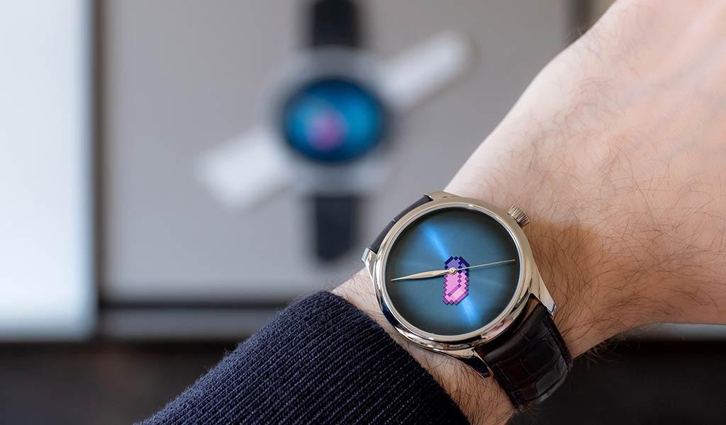Швейцарские механические часы H. Moser & Cie.