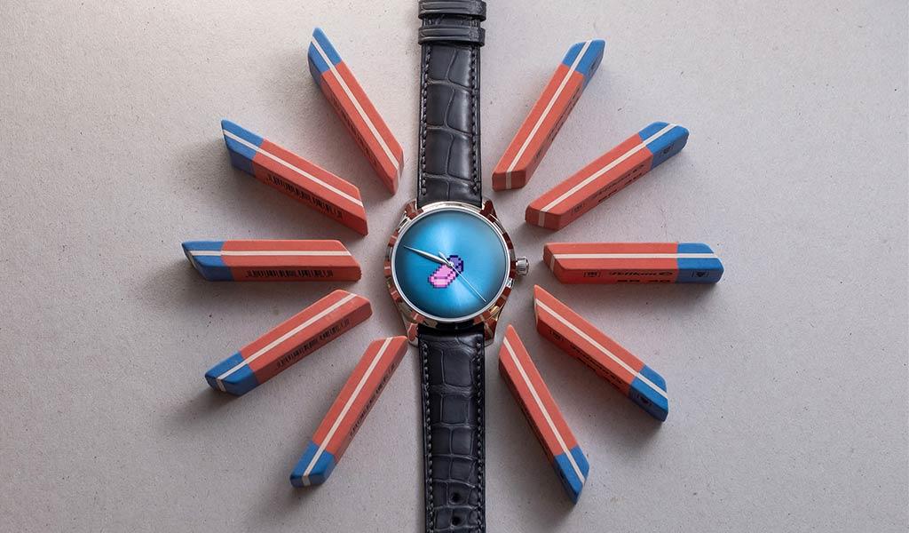 Новые швейцарские часы H. Moser & Cie.