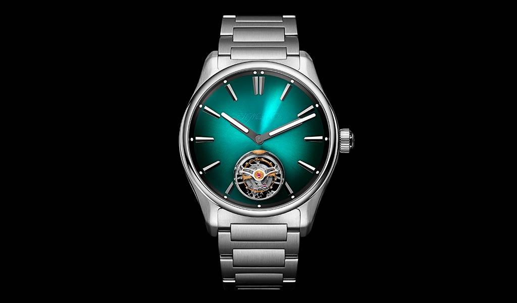 Швейцарские часы с турбийоном Pioneer Tourbillon MEGA Cool
